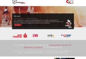 Website Leichtathletik