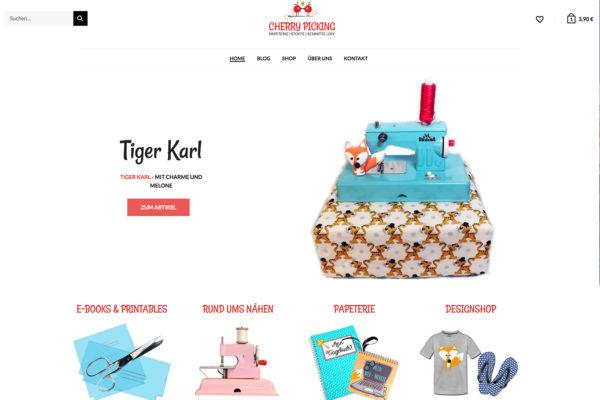 Cherry Picking Online Shop